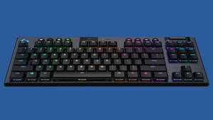 Logitech G915 TKL: Kabellose RGB-Tastatur wird kompakter