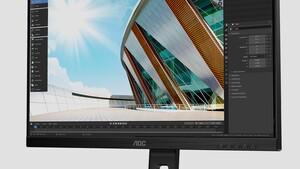 """AOC P2-Serie: Zehn neue Monitore von 22"""" FHD bis 34"""" UWQHD"""