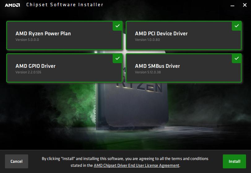 AMD-Chipsatztreiber 2.05.04.352