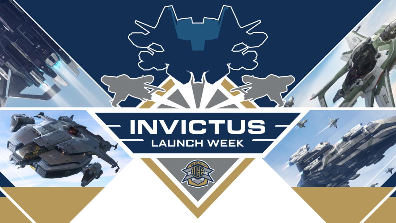 Invictus Launch Week 2950: Star Citizen lädt noch bis zum 2. Juni zum Freiflug ein