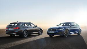 Neuer 5er: BMW bietet erstmals DLC fürs Auto an