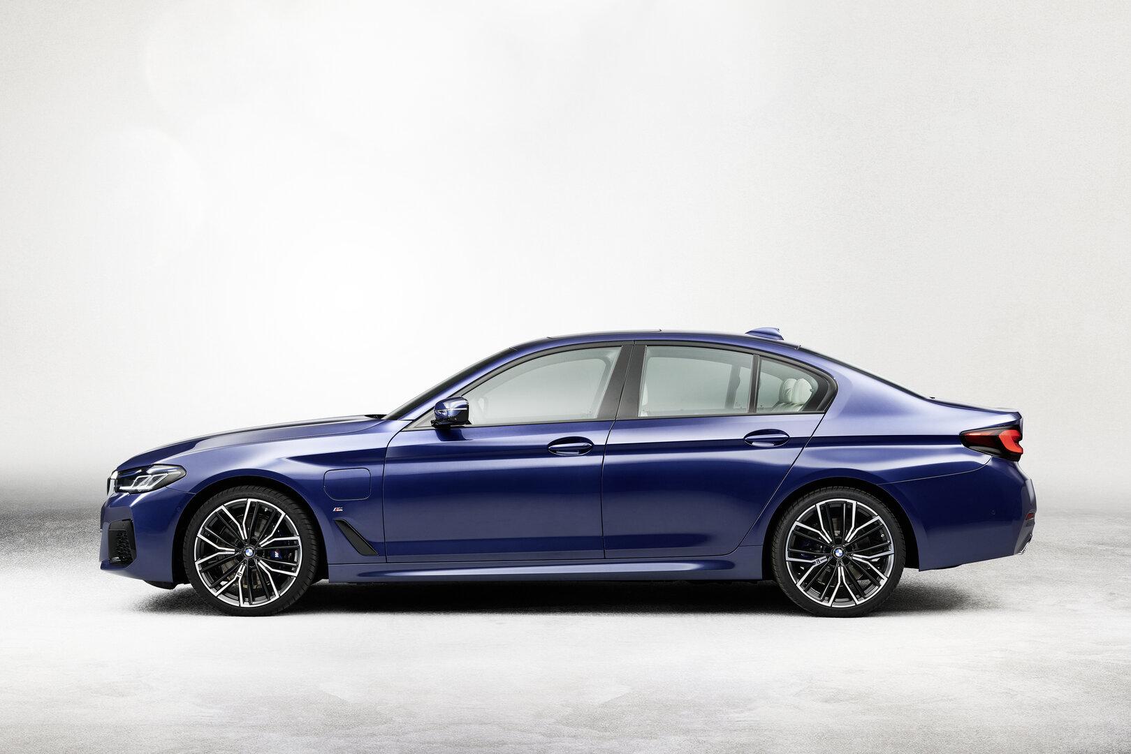 BMW 530e xDrive Limousine