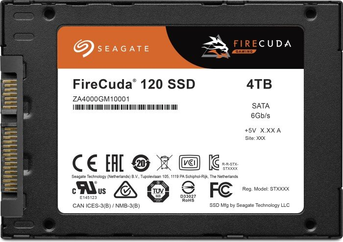 Seagate FireCuda 120 SSD