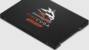 Seagate FireCuda 120: SATA-SSDs mit bis zu 4TB für die Spielesammlung