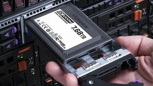 Kingston-SSDs: DC450R, DC500R und DC1000M erhalten 7,68 TB