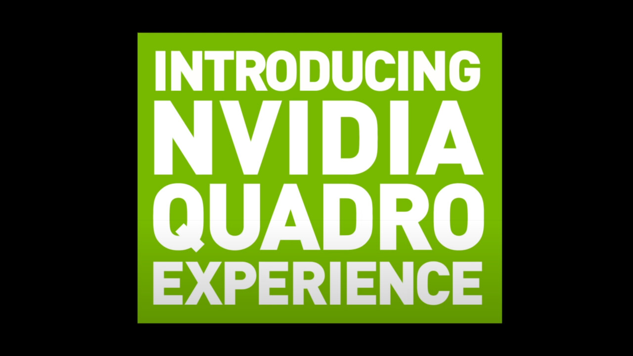 Quadro Experience: GeForce Experience für Nvidias Profi-Grafikkarten