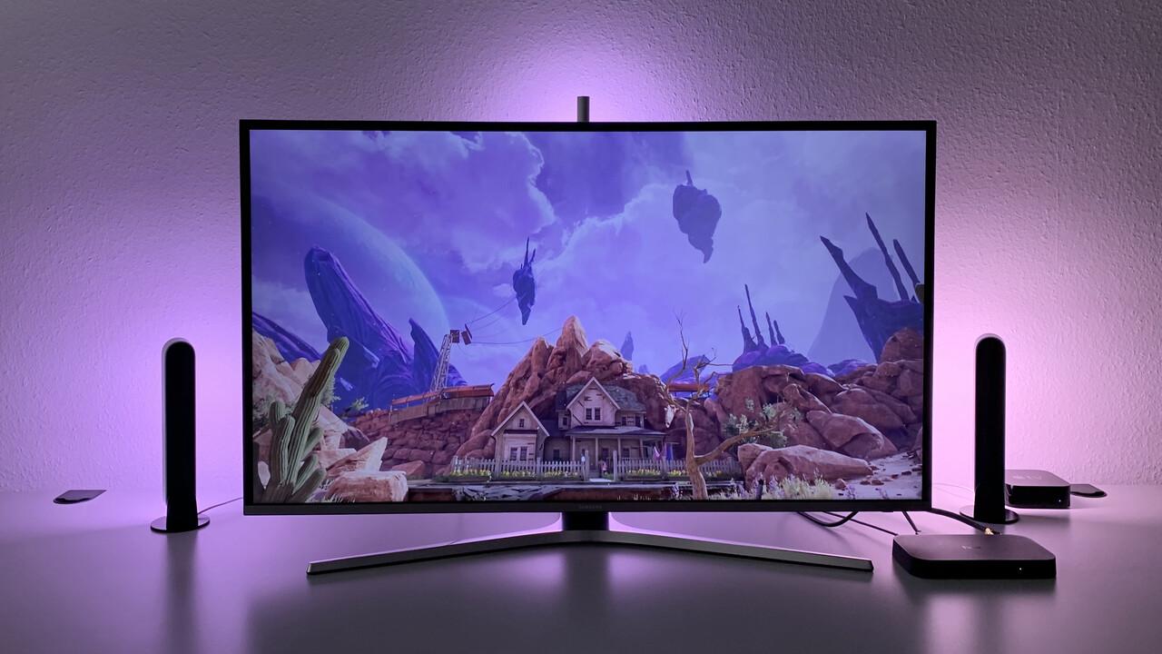 Philips Hue Play HDMI Sync Box: Update bringt Unterstützung für Dolby Vision und HDR10+