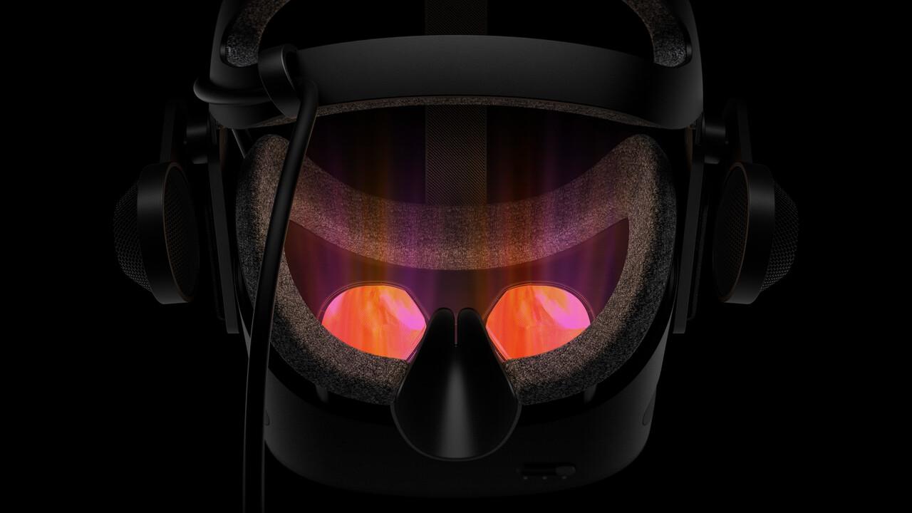 "HP Reverb G2: VR-System nach dem Motto ""Best of HP feat. Valve"""