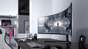 Samsung Odyssey: Die krummsten 240-Hz-Monitore kommen im Juni