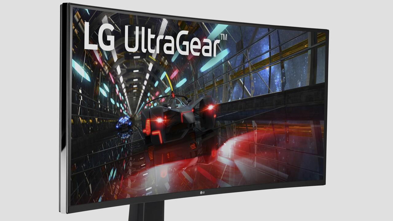 LG-Monitore: Vier Mal Nano-IPS mit viel Hertz stehen vor Marktstart
