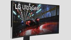 LG-Monitore: Fünf Mal Nano-IPS mit viel Hertz stehen vor Marktstart