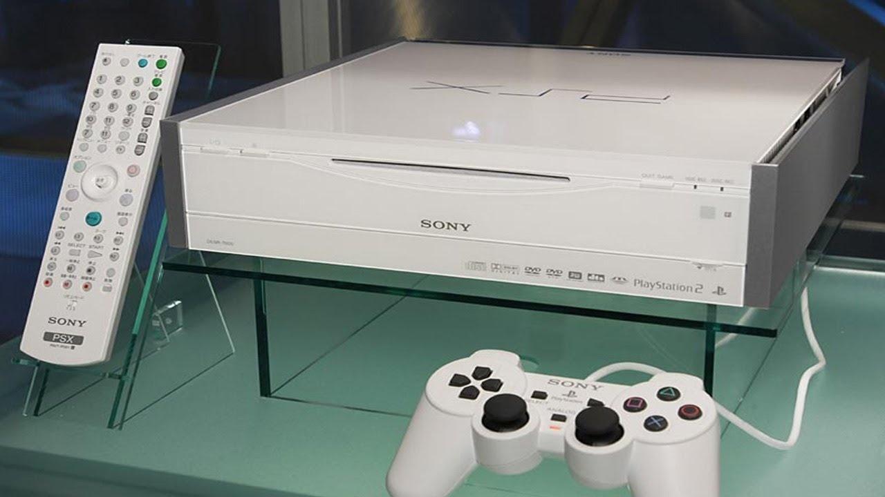 Sony PSX für den japanischen Markt