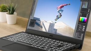 MSI Modern 14: Mobiles Leichtgewicht mit AMD Renoir angekündigt