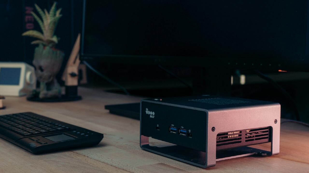 Udoo Bolt Gear: Mini-PC mit AMD Ryzen Embedded V1605B