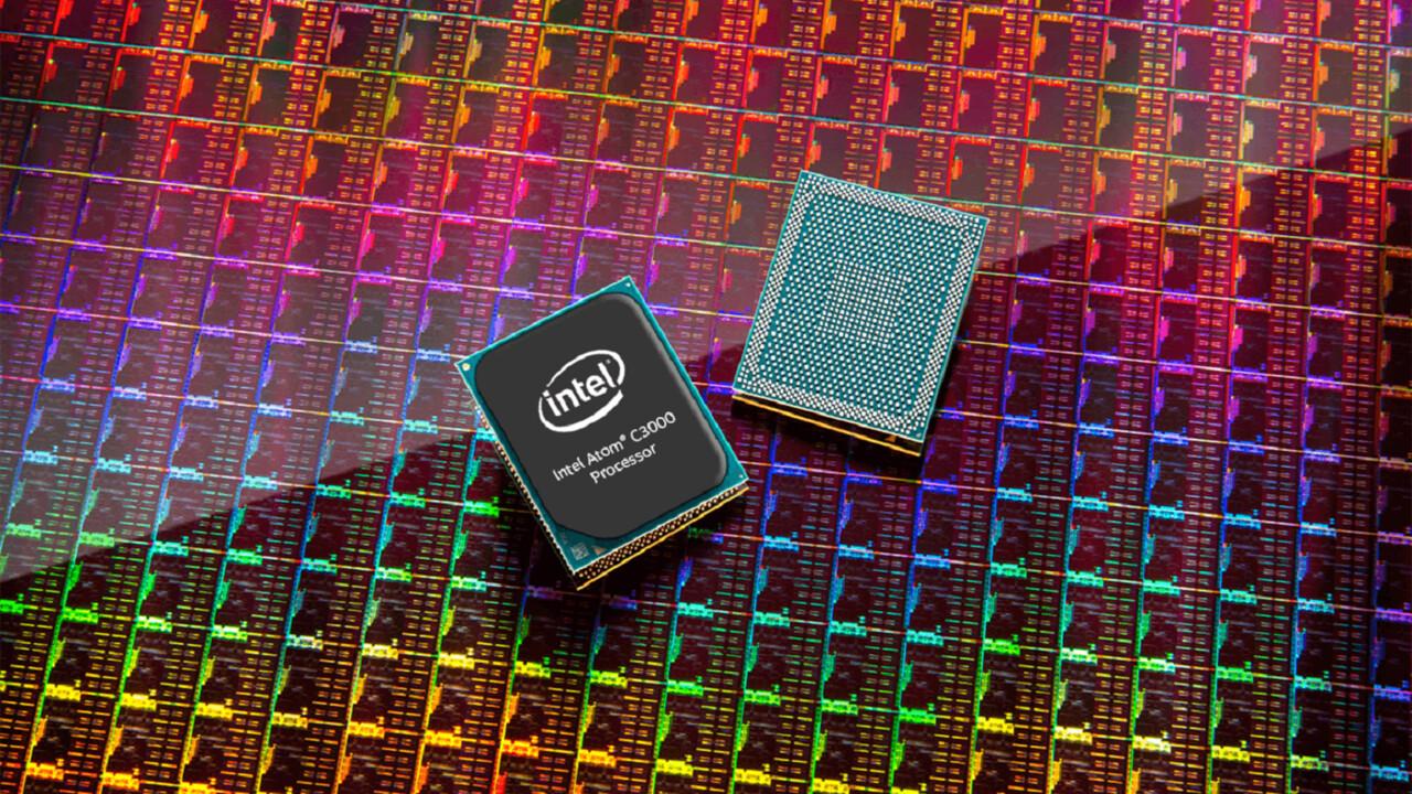 Atom C3000: Intel legt vier neue Denverton-CPUs in 14 nm auf