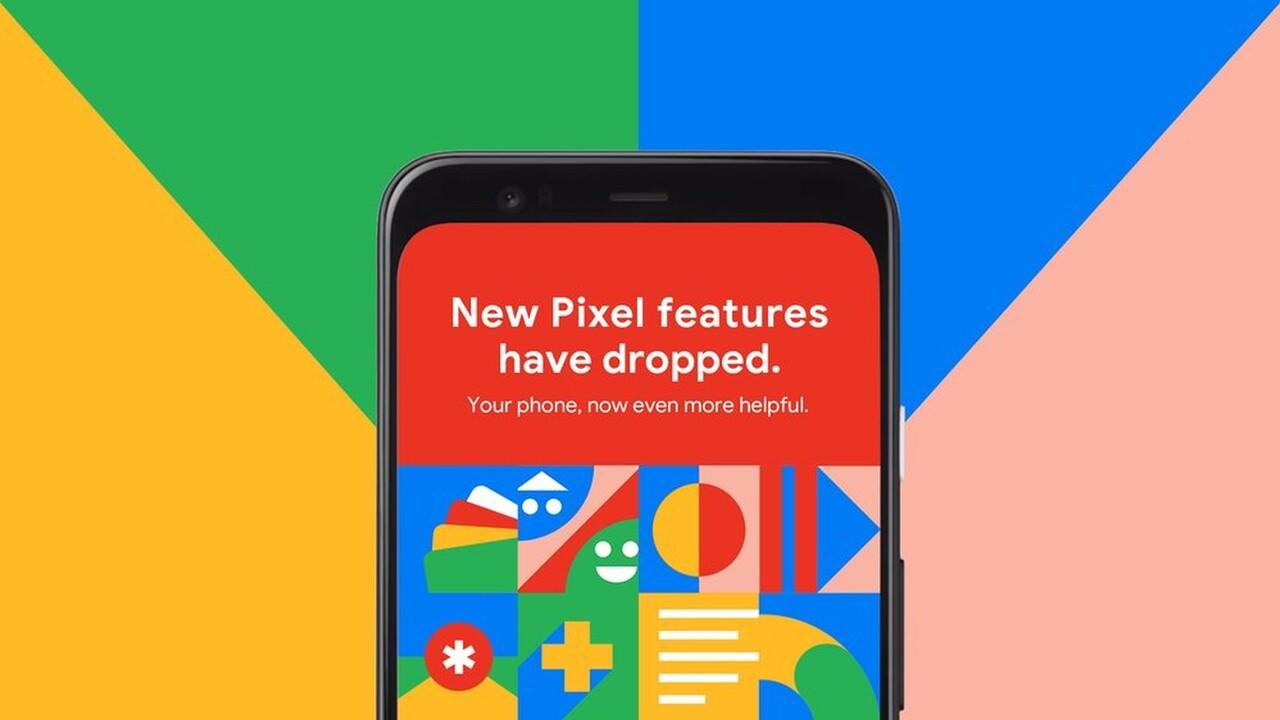 Feature Drop: Googles Pixel-Smartphones erhalten neue Funktionen