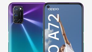 Oppo A52 und A72: 200-Euro-Klasse mit 5.000 mAh und Snapdragon 665