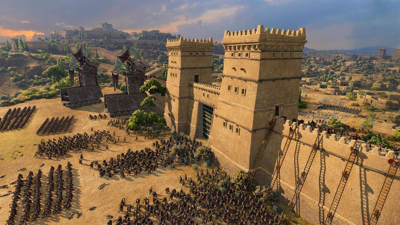 Total War Saga: Troy: Bei Epic Games ein Jahr exklusiv und einen Tag gratis