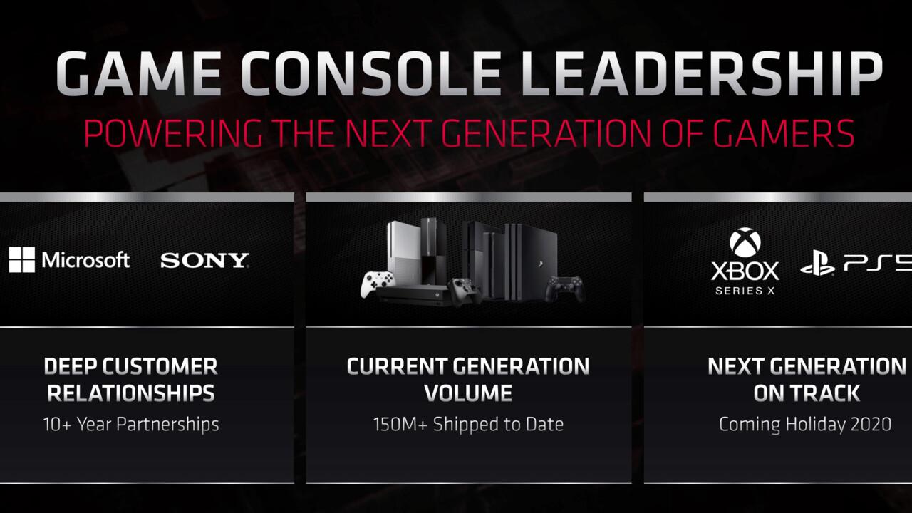 Jon Peddie Research: AMD führt beim GPU-Absatz wegen APUs für Konsolen