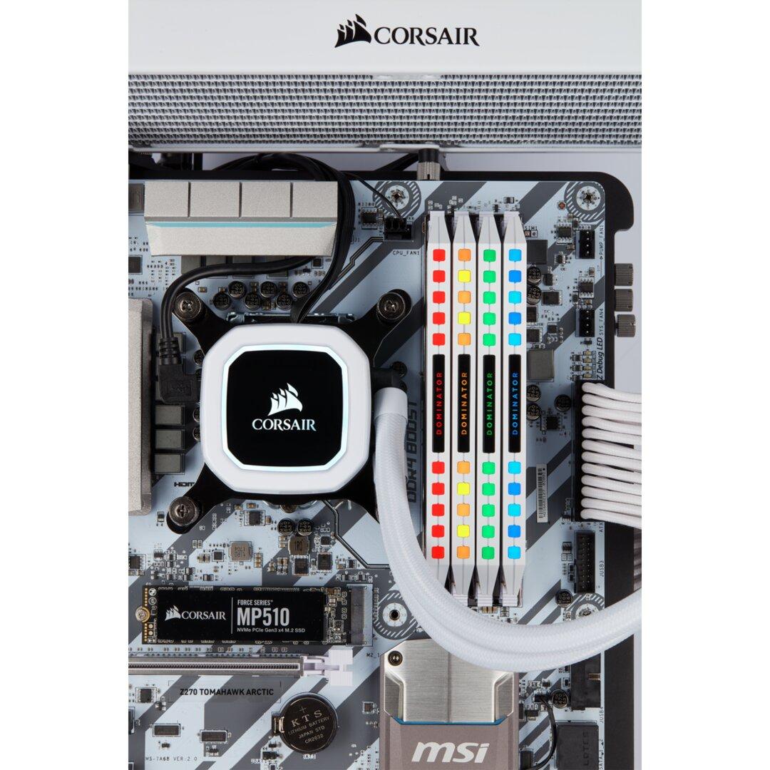 Corsair Dominator Platinum White RGB