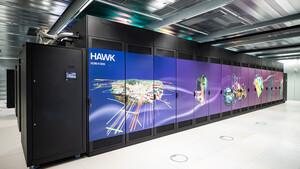 Hawk-System: Rundgang durch schnellsten Supercomputer Deutschlands