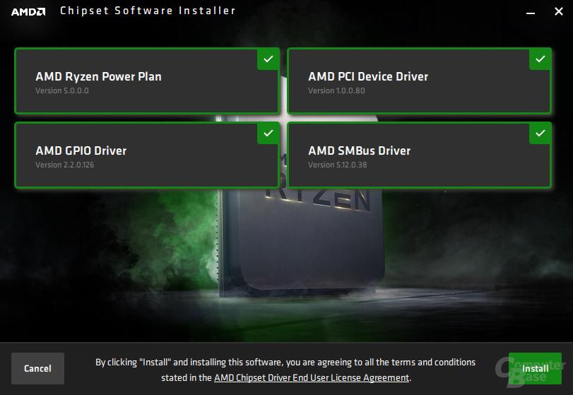 AMD Chipsatztreiber v2.04.28.626