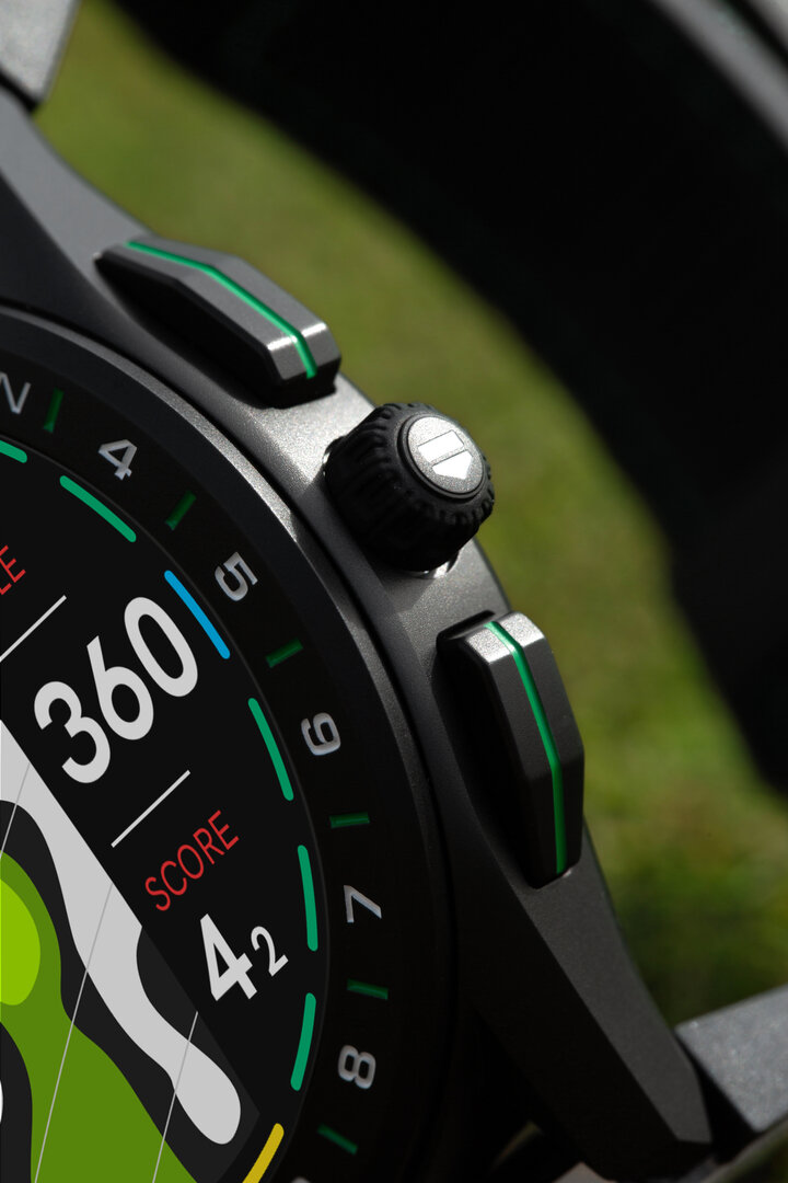 TAG Heuer Connected Golf-Edition