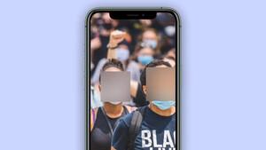 Signal: Update mit Blur-Effekt für die Verschleierung von Gesichtern