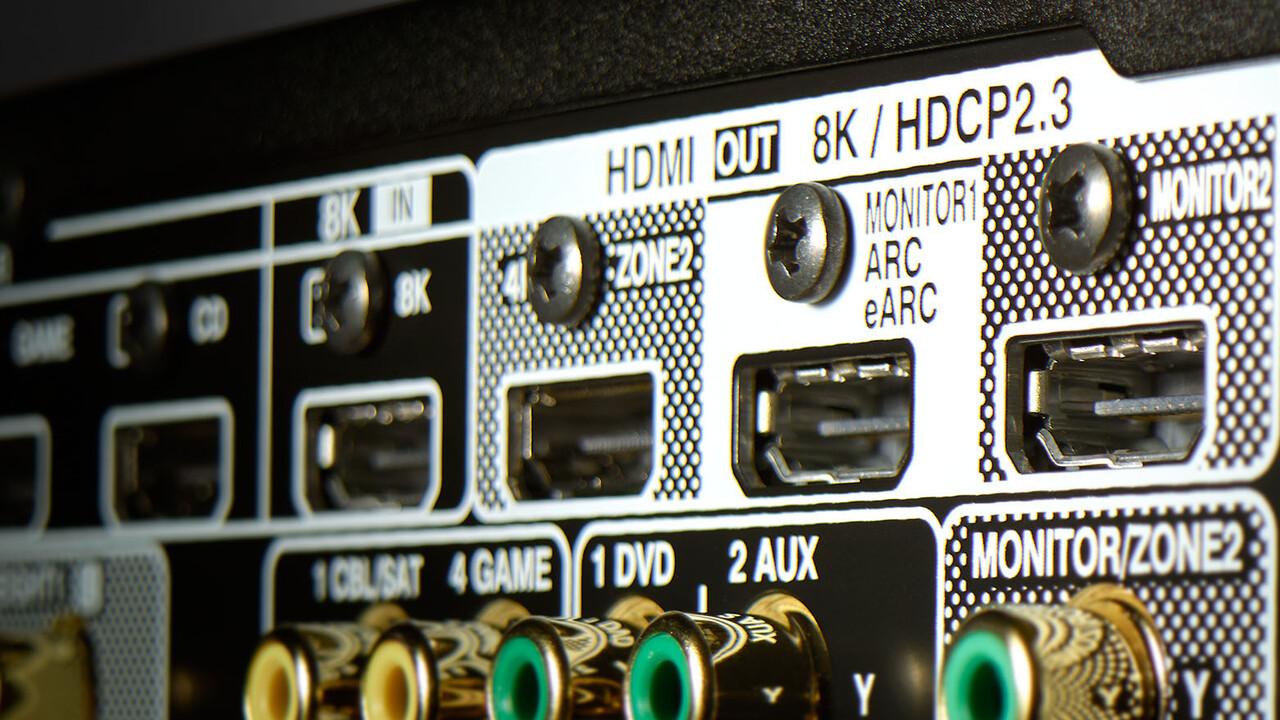 Denon: Neue AV-Receiver bieten 8K60 und 4K120 über HDMI 2.1