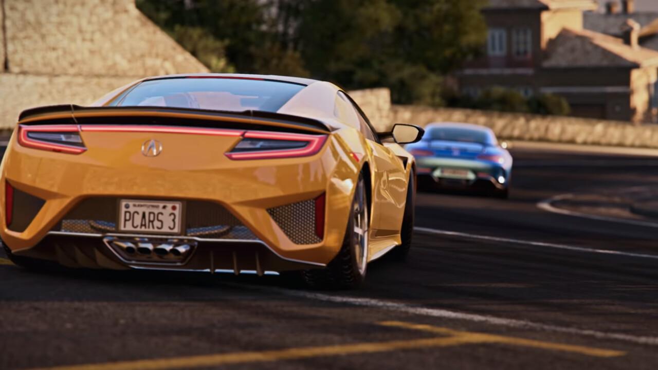 Project Cars 3: Rennsimulation soll es Anfängern leichter machen