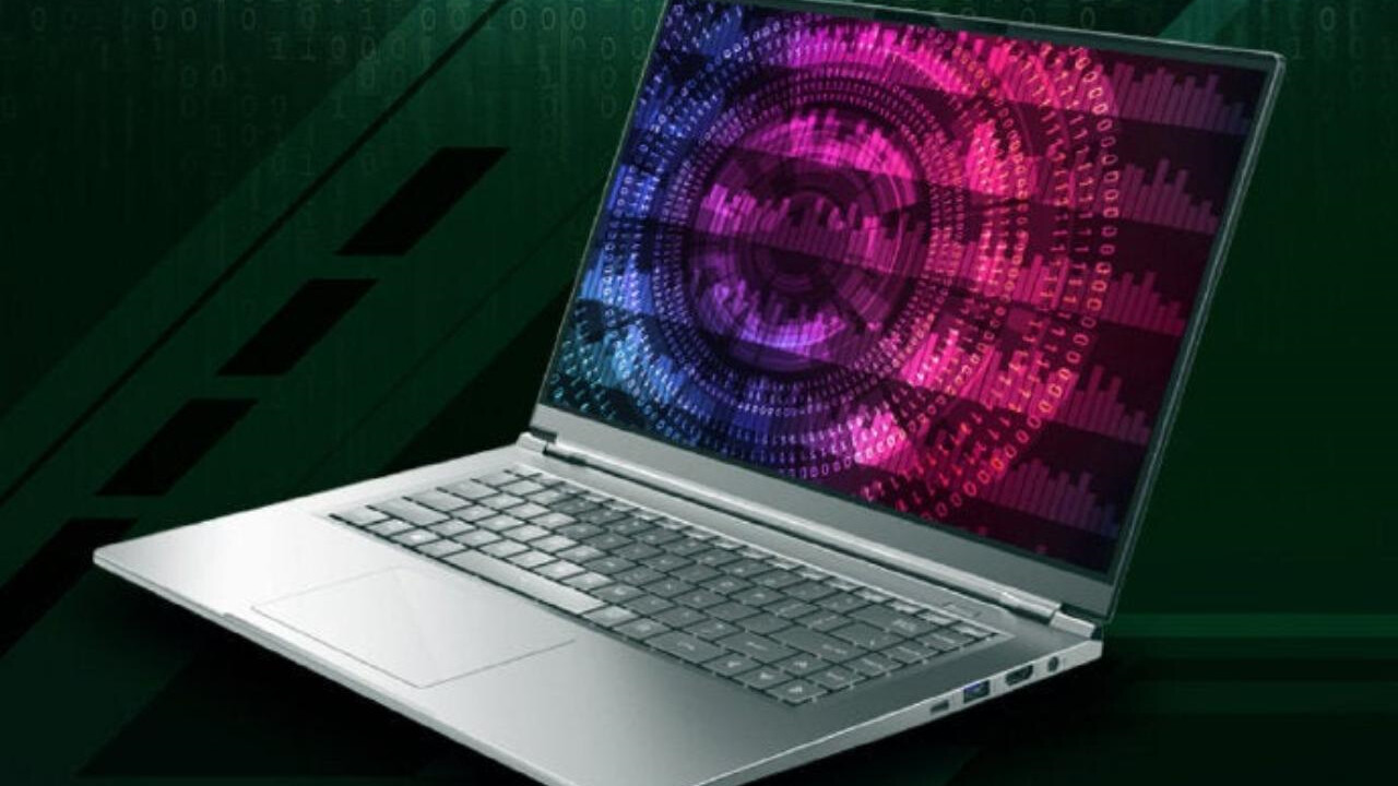 Mechrevo Code 01: Notebook mit AMD Ryzen 7 4800H ohne dedizierte GPU