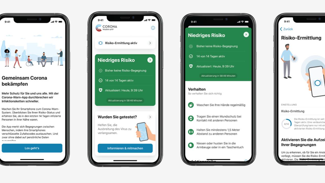 Gesundheitsminister Spahn: Corona-Tracing-App startet in der kommenden Woche
