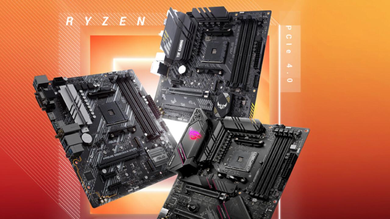 B550-Mainboards von Asus: Die Audio-Highlights der neuen AM4-Platinen [Anzeige]