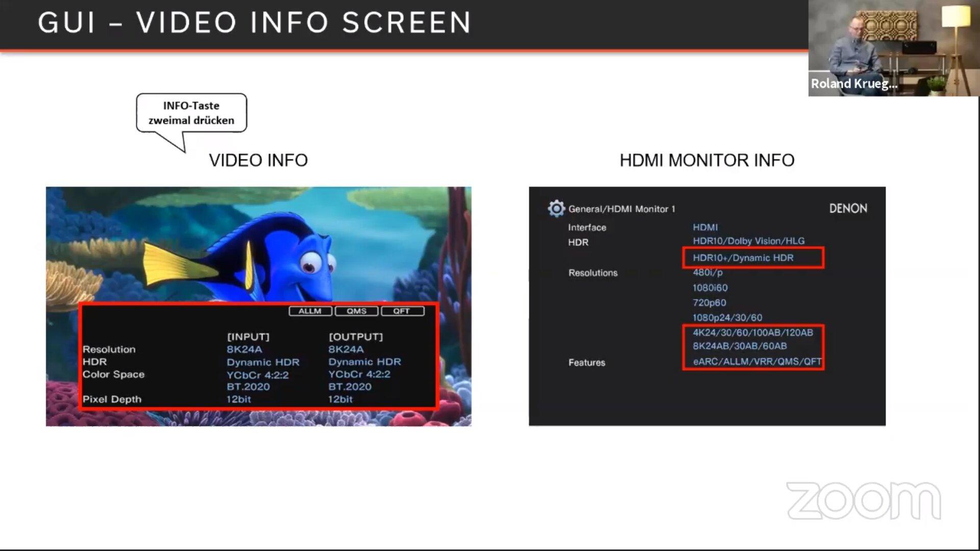 Neues Video-Info-Overlay