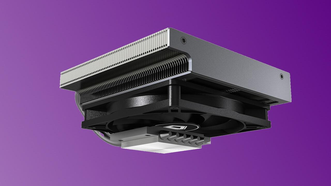 Ultra-Slim-Kühler: ID-Cooling reichen 47 Millimeter Höhe für 130 Watt