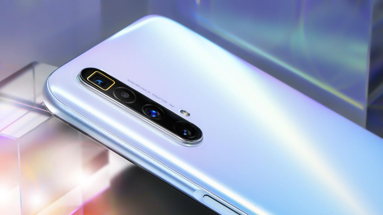 Realme X3 SuperZoom: Periskop-Smartphone mit Sternenmodus für 500Euro