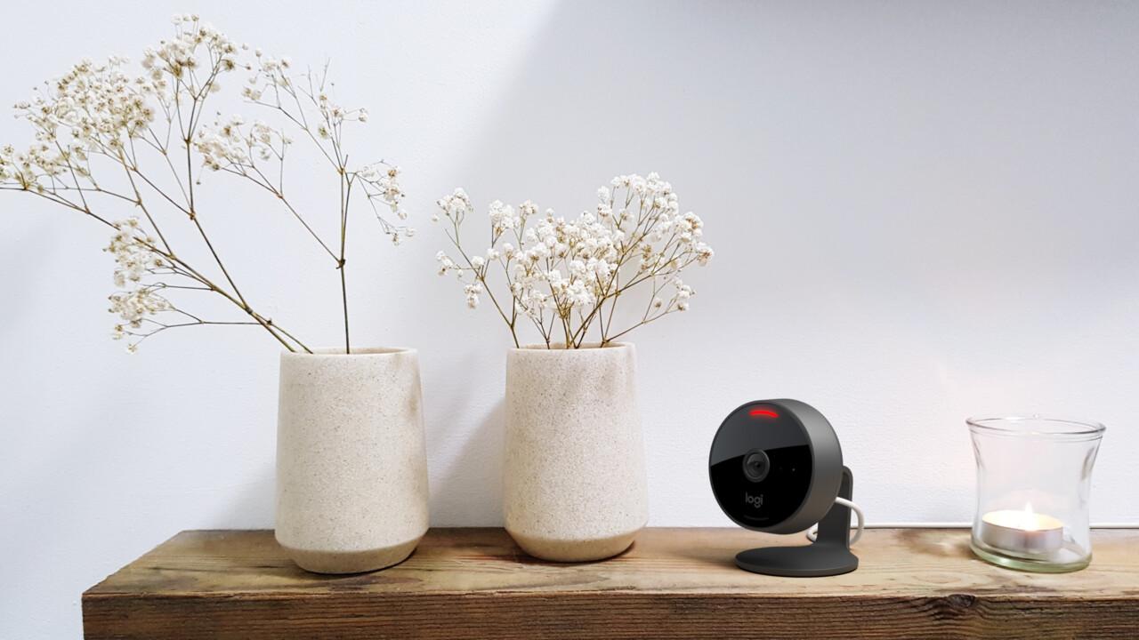 Logitech Circle View: Wasserfeste Kamera unterstützt HomeKit Secure Video