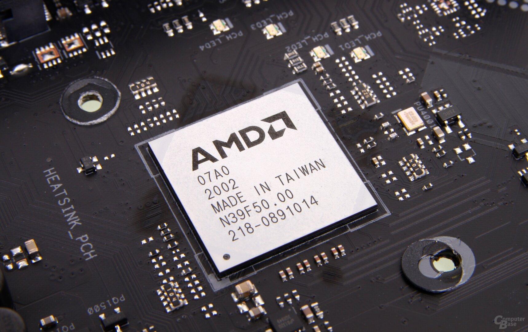 AMDs B550-Chipsatz