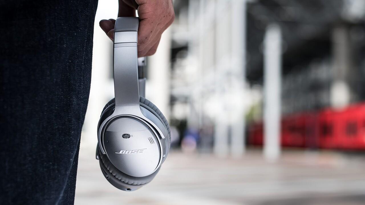 QC35 II Gaming Headset: Bose plant Kopfhörer mit nach vorne gerichtetem Mikrofon