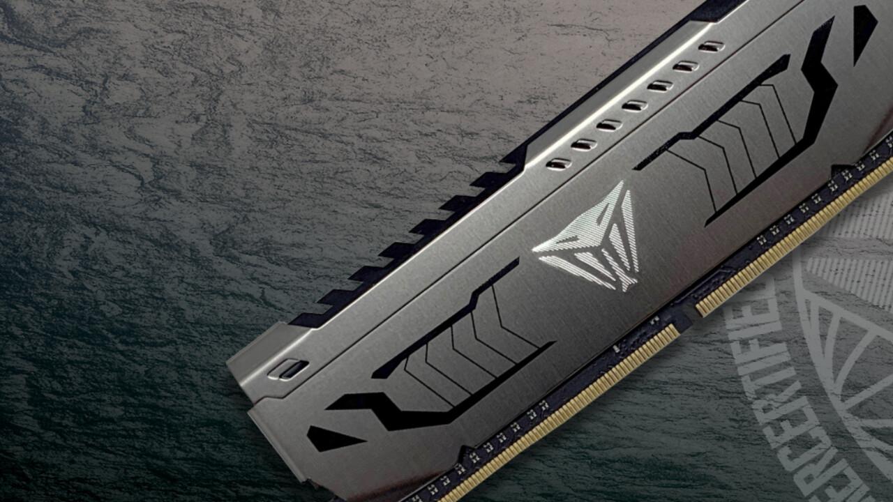 32-GB-DIMMs von Patriot: Viper Steel für Desktop und Notebook bis DDR4-3600
