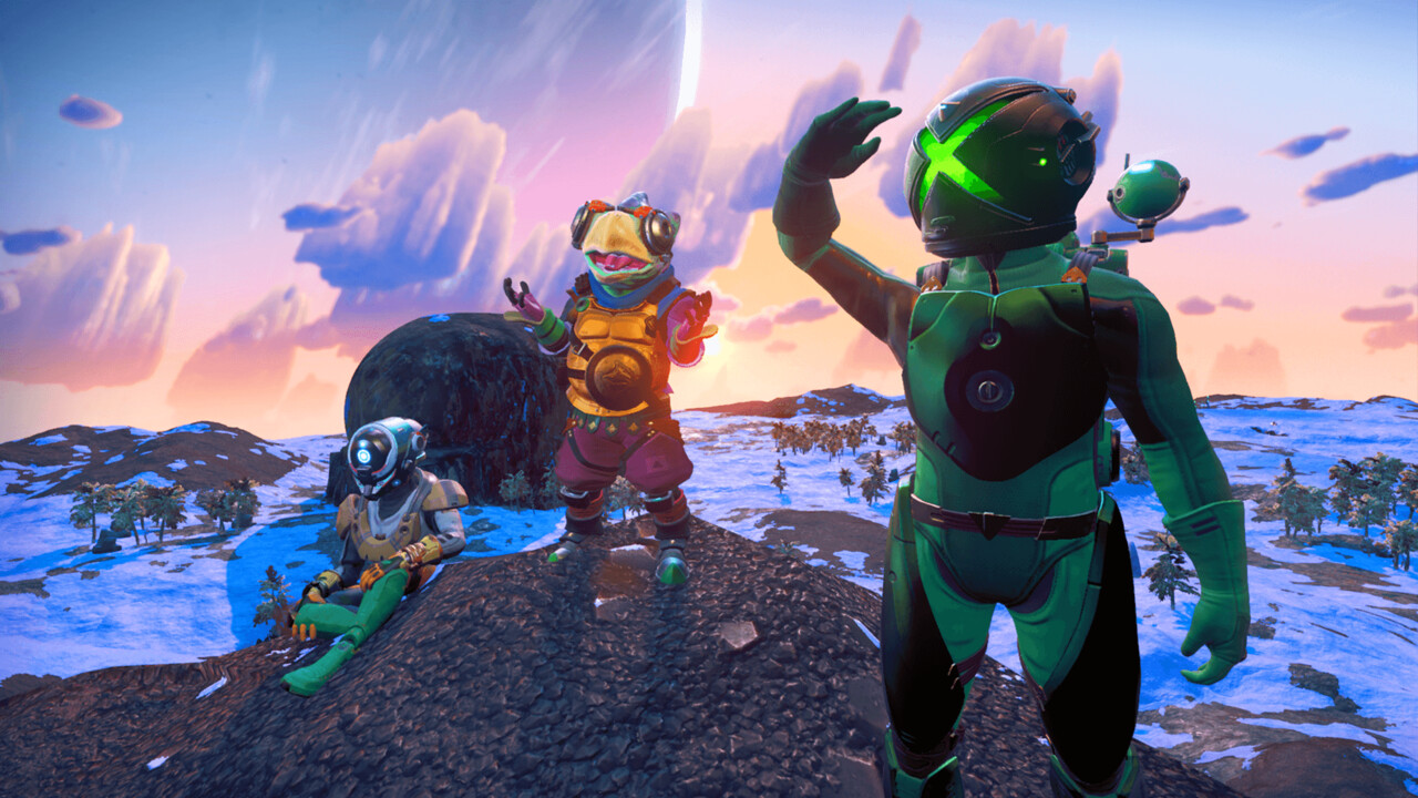No Man's Sky: Crossplay-Patch begleitet Xbox Game Pass Release