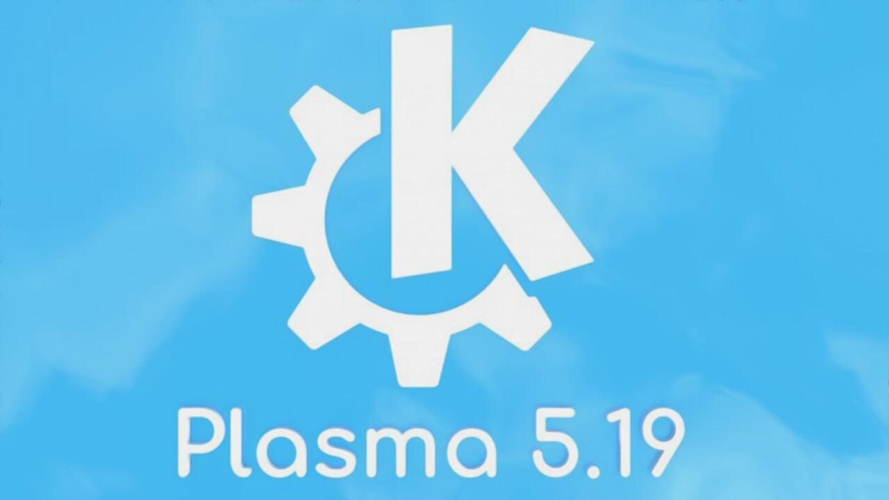 KDE Plasma 5.19: Linux-Desktop mit feinen optischen Retuschen