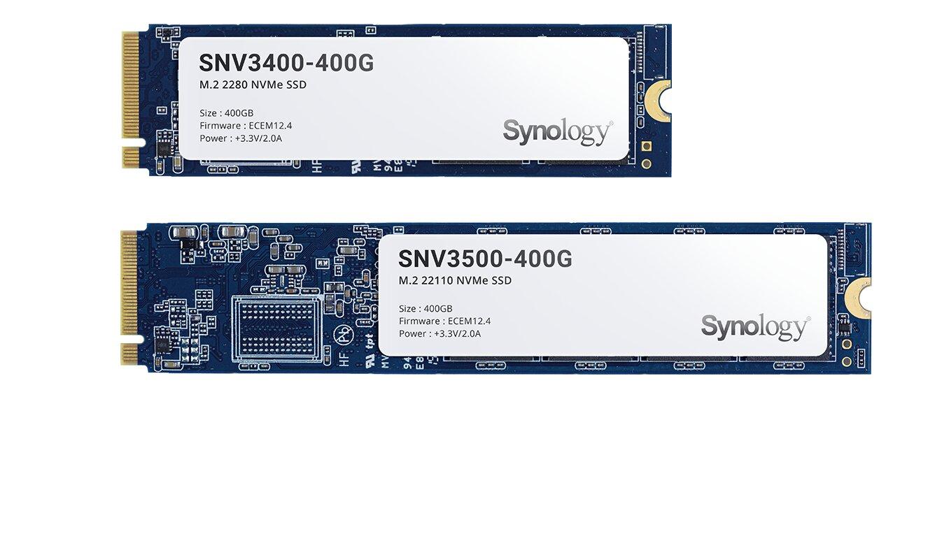 Synology SNV3400 und SNV3500