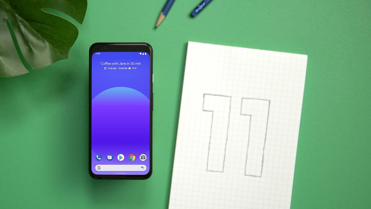 Android 11: Erste öffentliche Beta für Pixel-Smartphones ist fertig