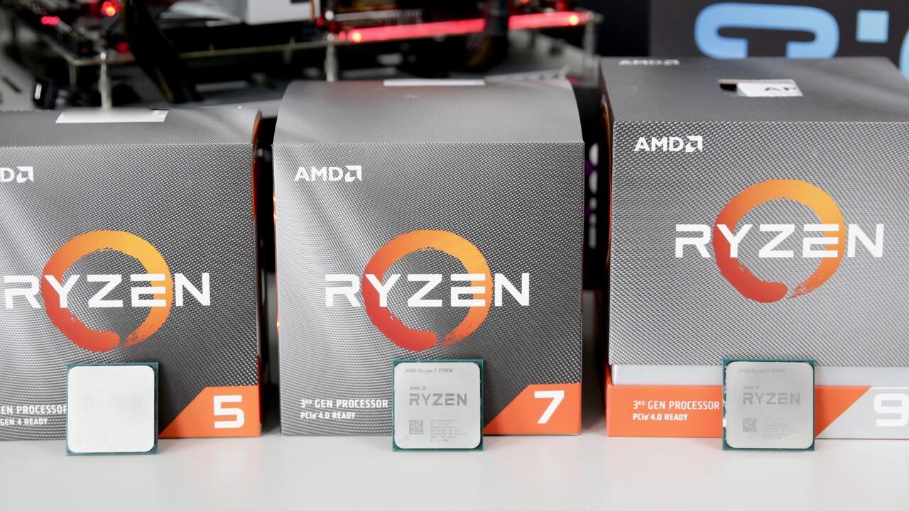 AMD-Bundle: Beim Kauf von Ryzen 3000 gibt es Horizon: Zero Dawn dazu