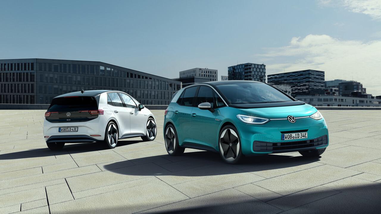 VW ID.3: Auslieferung im September, Software-Updates folgen 2021