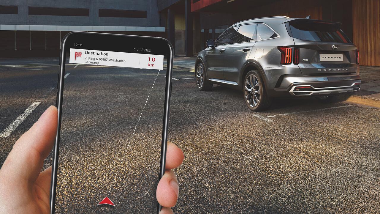 UVO Connect Phase II: Kia verbindet Infotainment im Auto stärker mit Smartphone