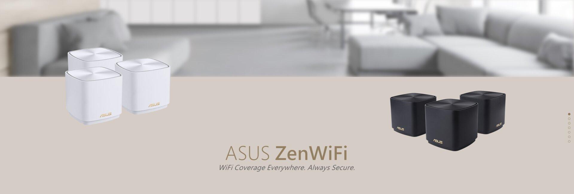 Asus ZenWiFi AX Mini (XD4) - Logo