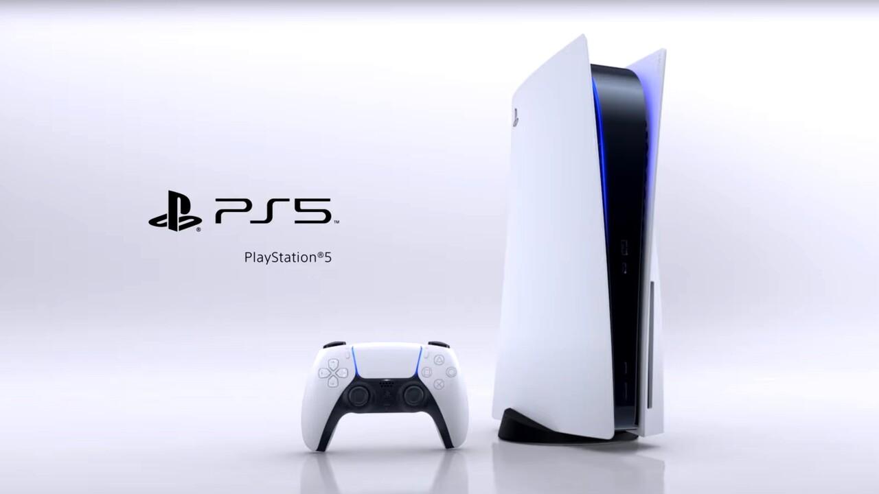 PlayStation 5: Sony offenbart futuristisches Design der neuen Konsole