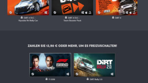 Rennspiele: Humble Codemasters Bundle 2020 mit DiRT Rally 2.0
